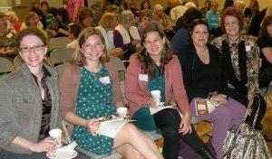 Becca Stumpf, Emma Ledbetter, Kendra Levin